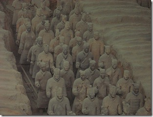 09-08-28a Revolution Cycle, Terracota Warriors
