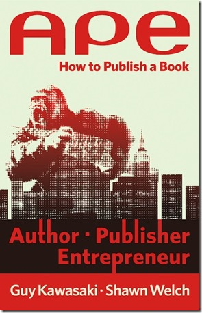 APE How to Publish a Book Cover400x639